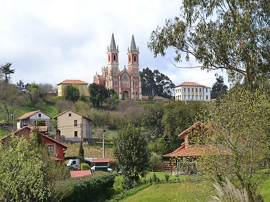 Comillas. Spain's Green Coast.