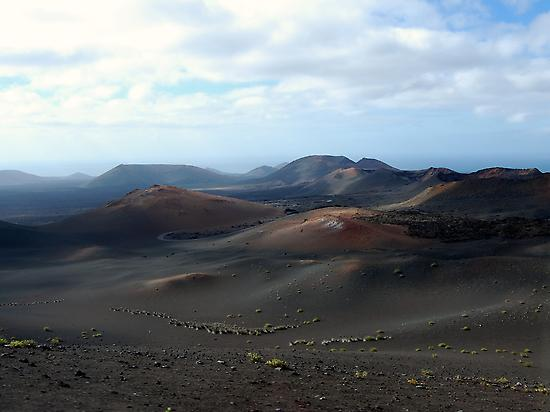 Valley of Tranquillity (Timanfaya)