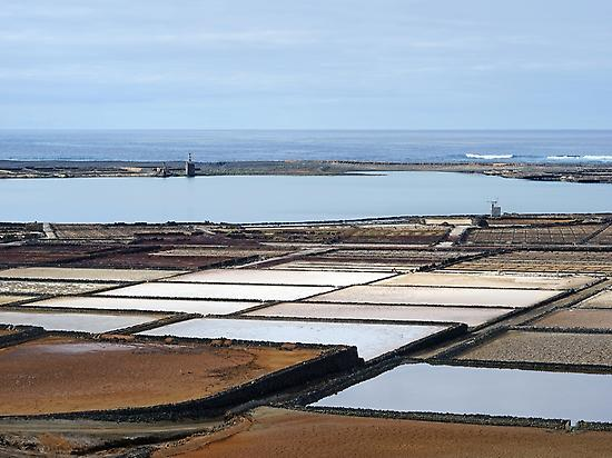 Salt Pans of Janubio