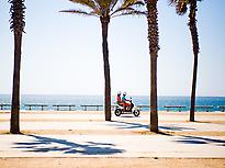 Scooter rental in Ibiza