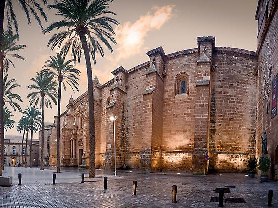 Cathedral, Fortress of Almería