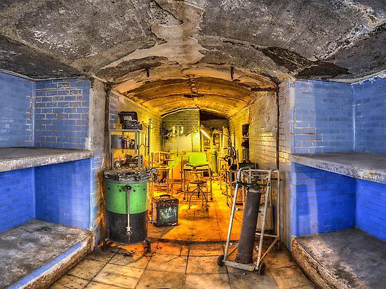 Hospital Shelters, Civil War Almeria