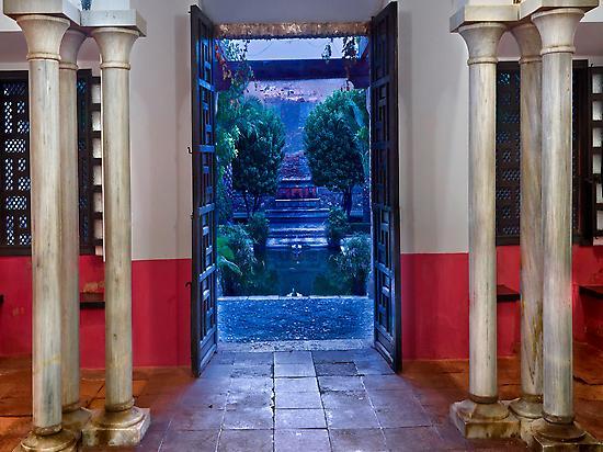 House of Alcaide Alcazaba