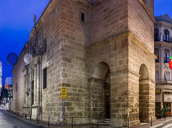 Iglesia de Santiago en Almería