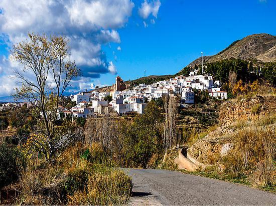 Alpujarra, Laujar de Andarax