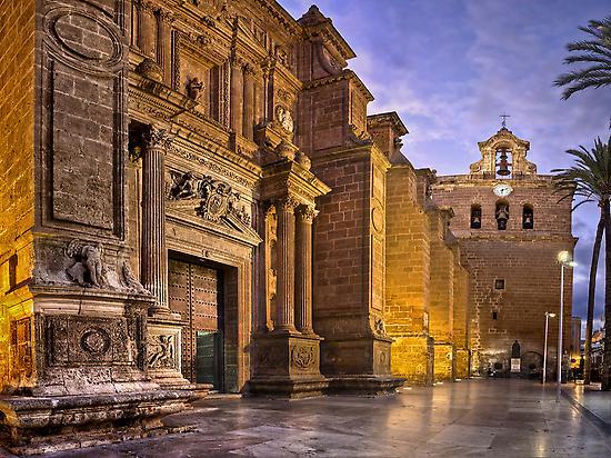 Almeria Fortress Square