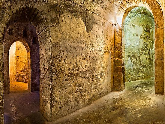 Cisterns Alcazaba de Almería