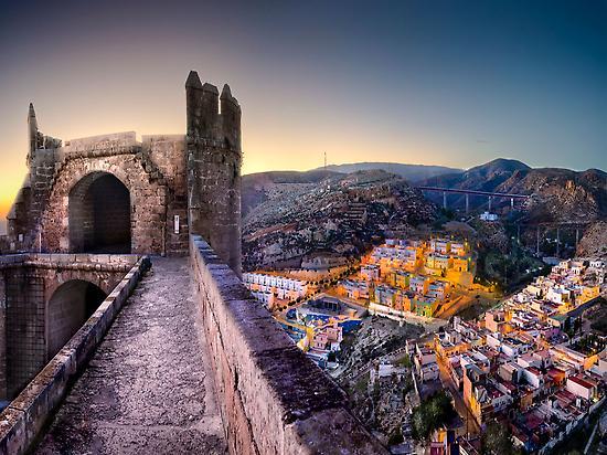 Alcazar Alcazaba of Almería
