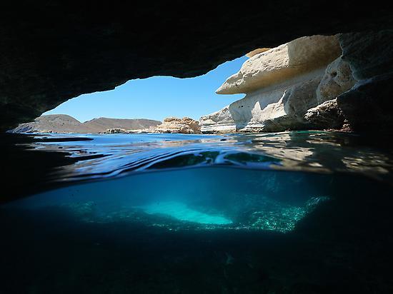 Cave of Cabo de Gata-Nijar