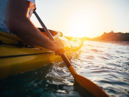 Clases de kayak adaptado
