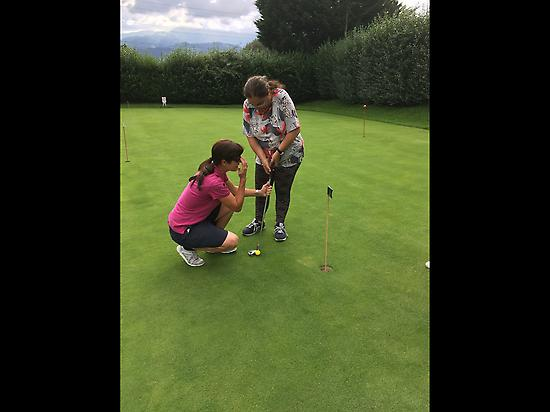 ADAPTIVE GOLF LESSONS