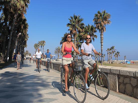 Enjoy the Mediterranean sea breeze
