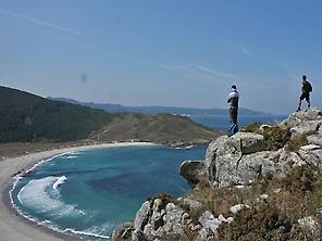 Galician coast self-guided walking tour