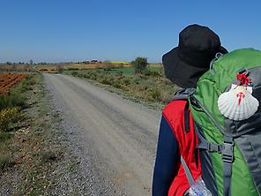 Camino primitivo walking