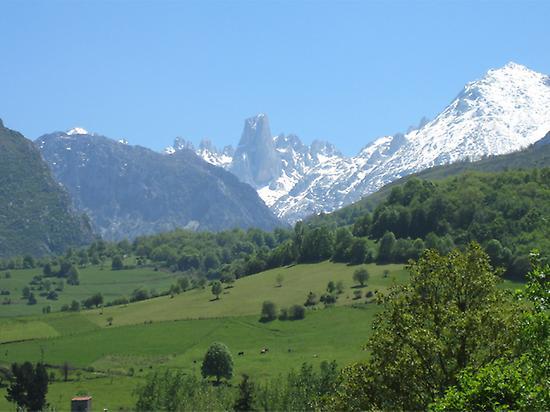 Urriellu Mountain
