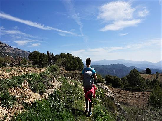 Montsant self-guided walking tour