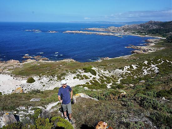 Galician coast self-guided walking tour