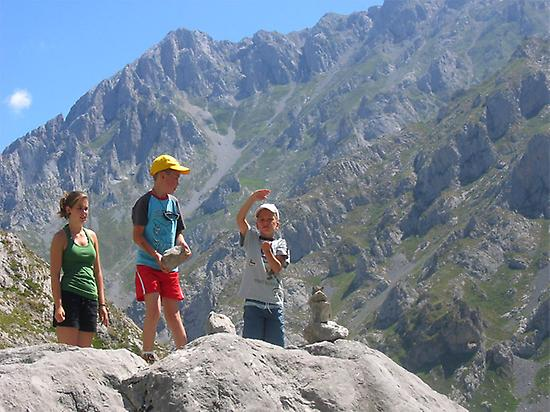Family holidays in Asturias