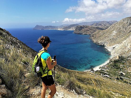 Cabo de Gata self-guided walking tour
