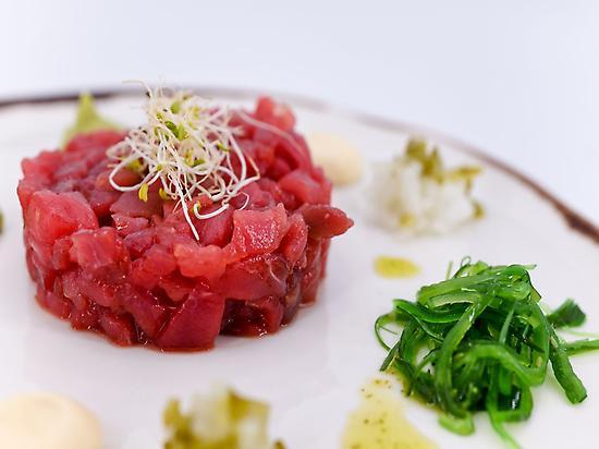 Almadraba Bluefin tuna