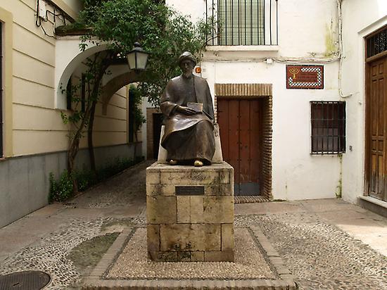 Monumento a Maimónides, Córdoba