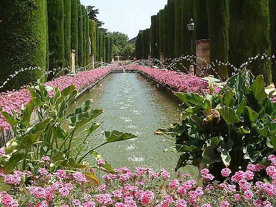 Jardines Alcázar de los Reyes Cristianos