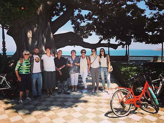 Discover Cadiz by bike