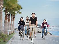 Lo mejor de Ibiza en bicicleta