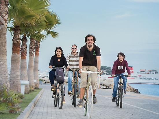 The best of Ibiza by bike.
