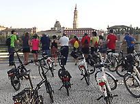 Lo mejor de Zaragoza en bicicleta!