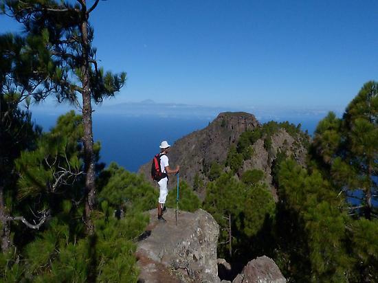 Vista al Roque Faneque