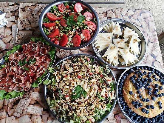 Our gourmet picnics