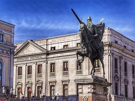 El Cid Statue