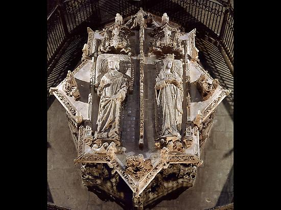 Sepulchre of Juan II and Isabel Portugal