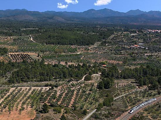 Alto Palancia und Sierra de Espadán.