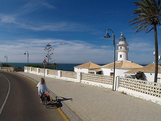 Lighthouse Cullera.