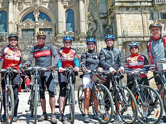 Group, Fun, Santiago, Cathedral