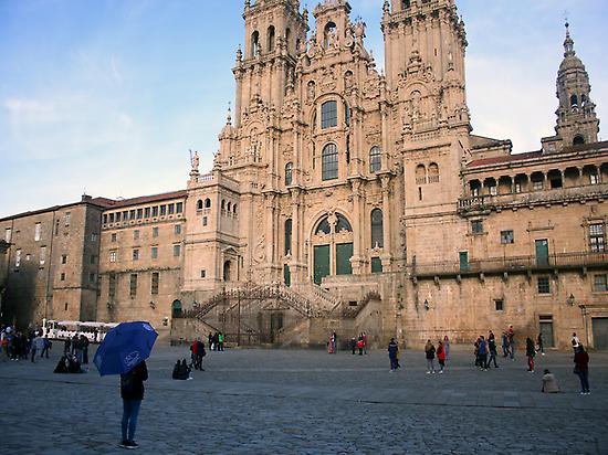 Catedral, Plaza do Obradoiro