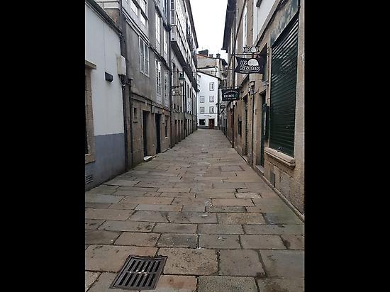Rúas de Compostela