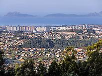 Gran Vigo and Cies Islands