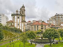 Iglesia de la Peregrina, Pontevedra