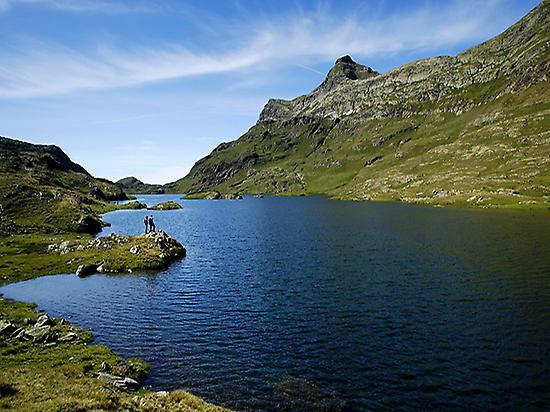 Long lake of Liat