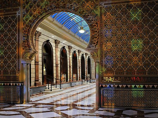 Arabic Court