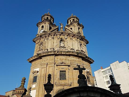 Church of the Virgen Pilgrim, Pontevedra