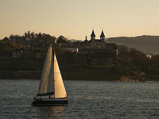 Sailing San Sebastian