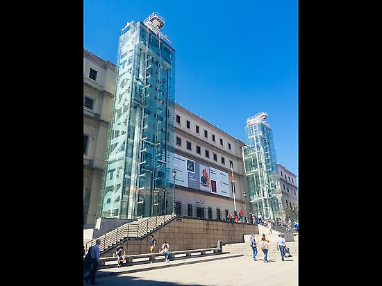 Private visit of the Reina Sofia Museum