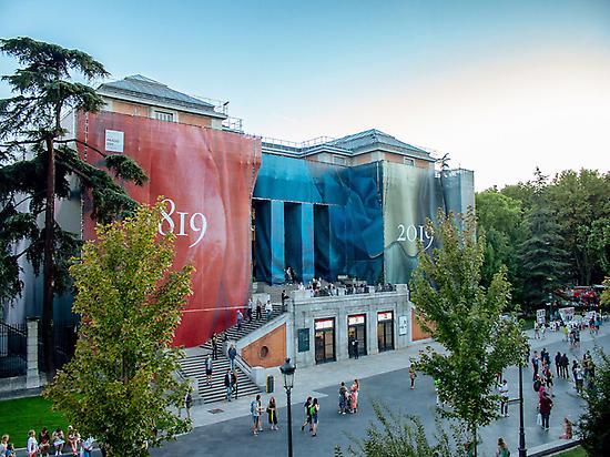 Private visit of the Prado Museum
