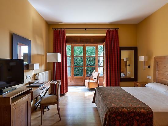 Habitación ©Paradores de Turismo