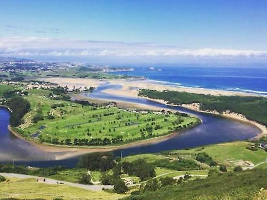 Estuary of River Pas