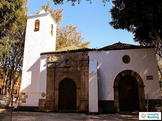Church in Pájara